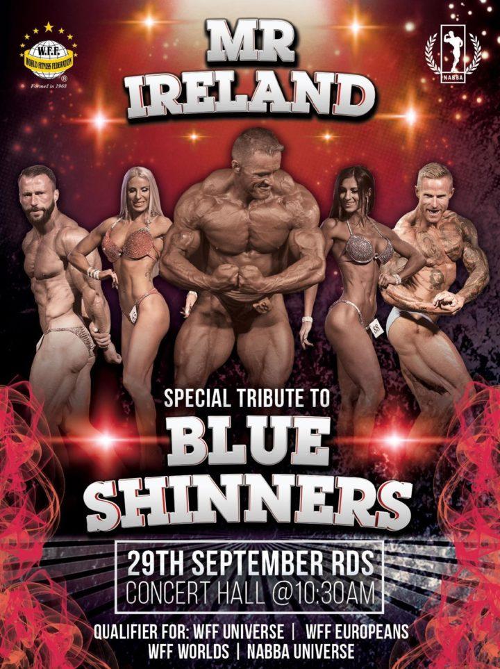 Mr Ireland 2019